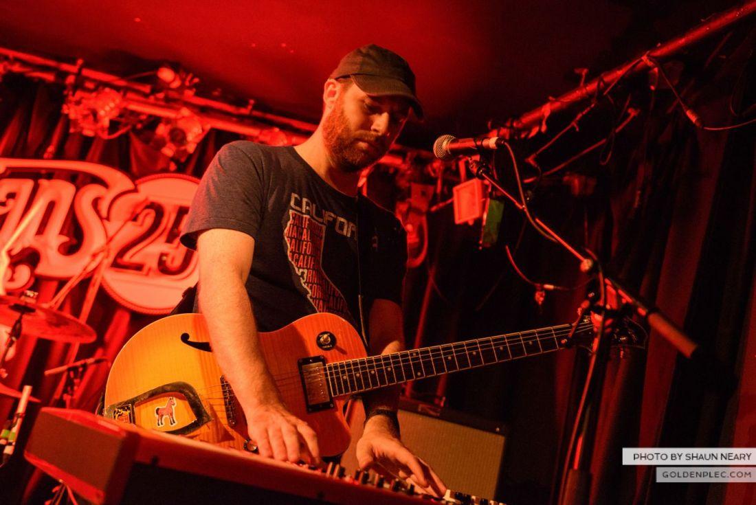 We Were Promised Jetpacks – Whelans, Dublin on September 14th 2014 by Shaun Neary-10