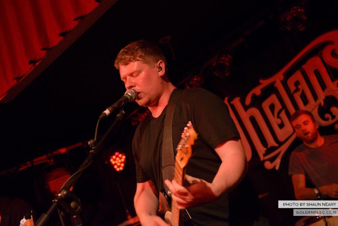 We Were Promised Jetpacks – Whelans, Dublin on September 14th 2014 by Shaun Neary-14