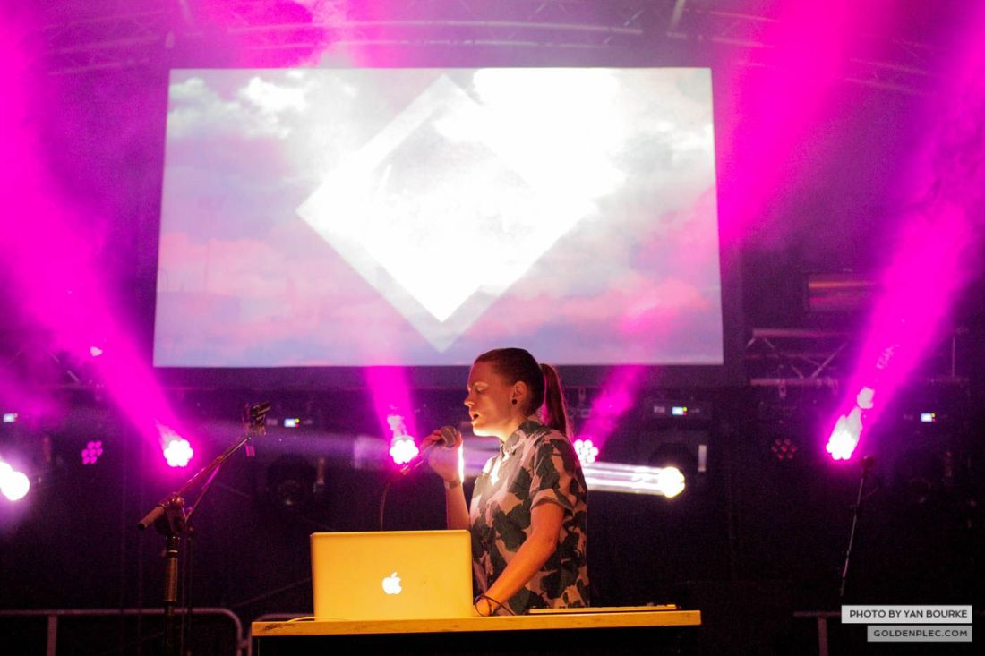 Elaine Mai and Leanne Harte at HWCH 2014