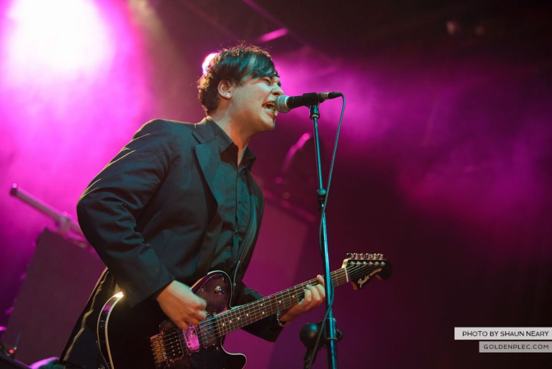 Fearless Killer Vampires at The Olympia Theatre, Dublin on October 15th 2014 by Shaun Neary-1