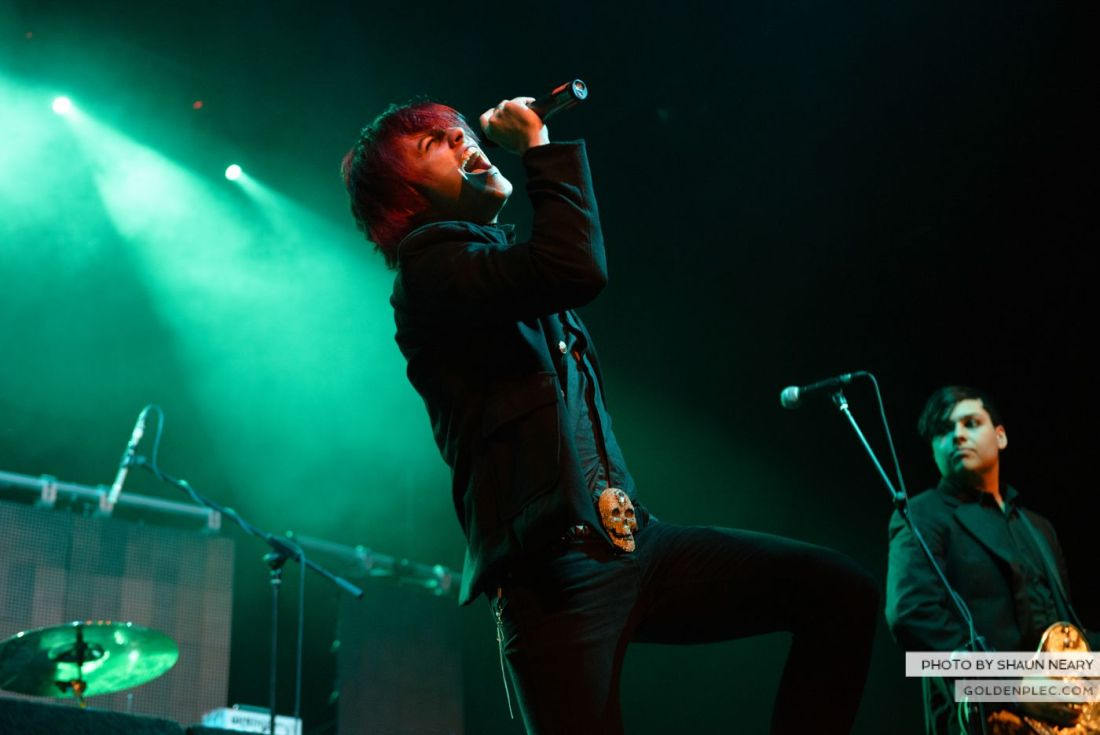 Fearless Killer Vampires at The Olympia Theatre, Dublin on October 15th 2014 by Shaun Neary-6