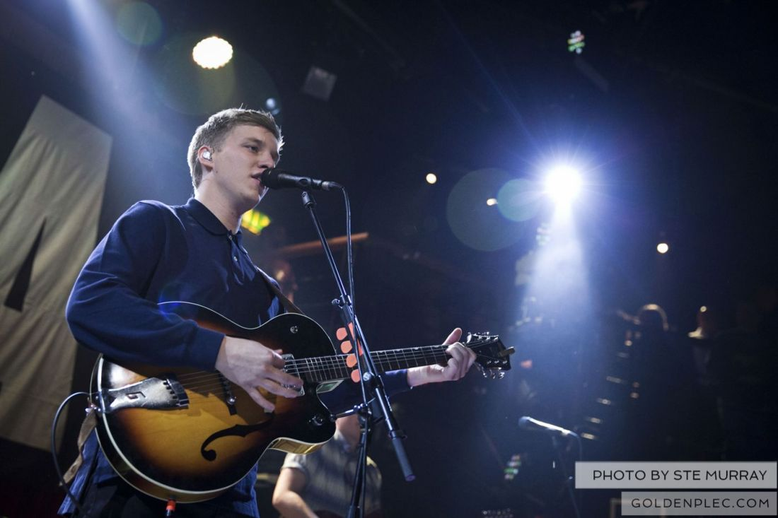 George Ezra at The Academy by Ste Murray _02