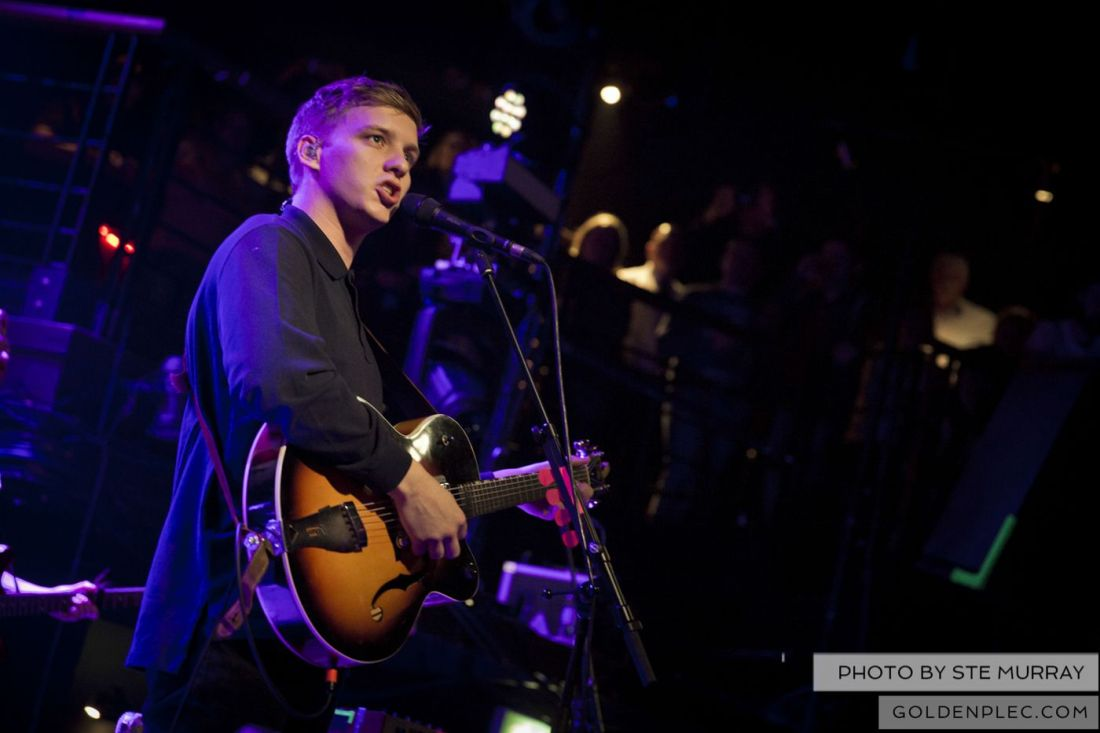 George Ezra at The Academy by Ste Murray _09