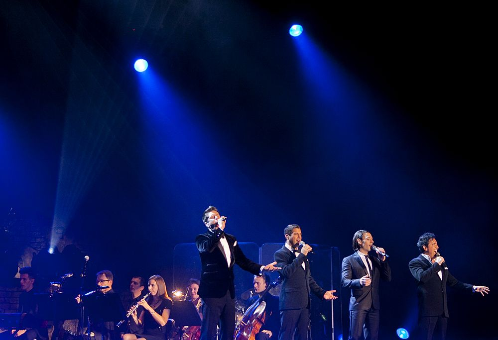 Il Divo at 3 Arena by Abe Tarrush (14)