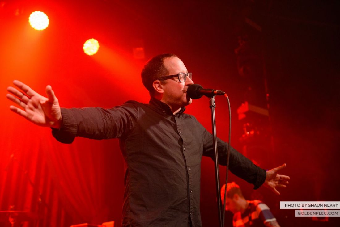 The Hold Steady at The Academy, Dublin on October 18th 2014 by Shaun Neary-02