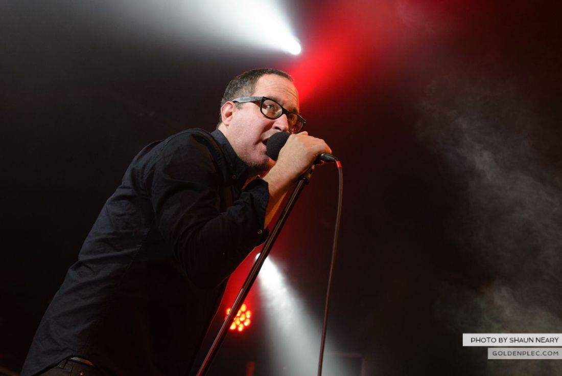 The Hold Steady at The Academy, Dublin on October 18th 2014 by Shaun Neary-03