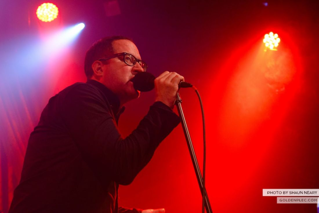 The Hold Steady at The Academy, Dublin on October 18th 2014 by Shaun Neary-07