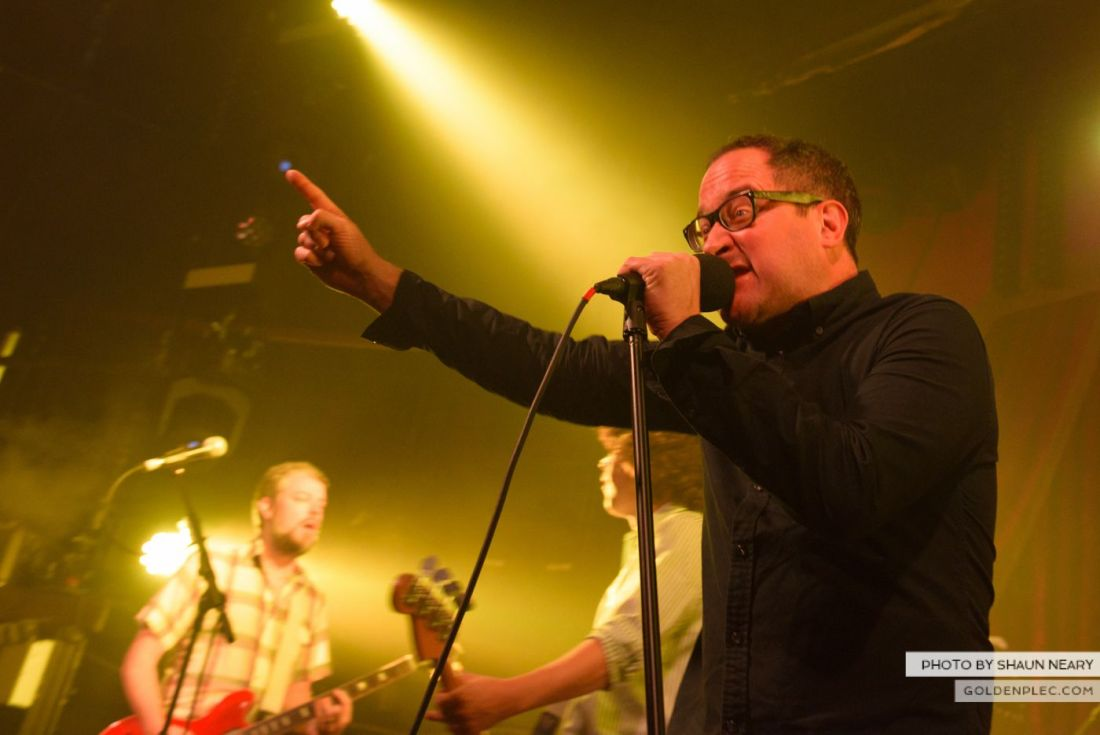 The Hold Steady at The Academy, Dublin on October 18th 2014 by Shaun Neary-10