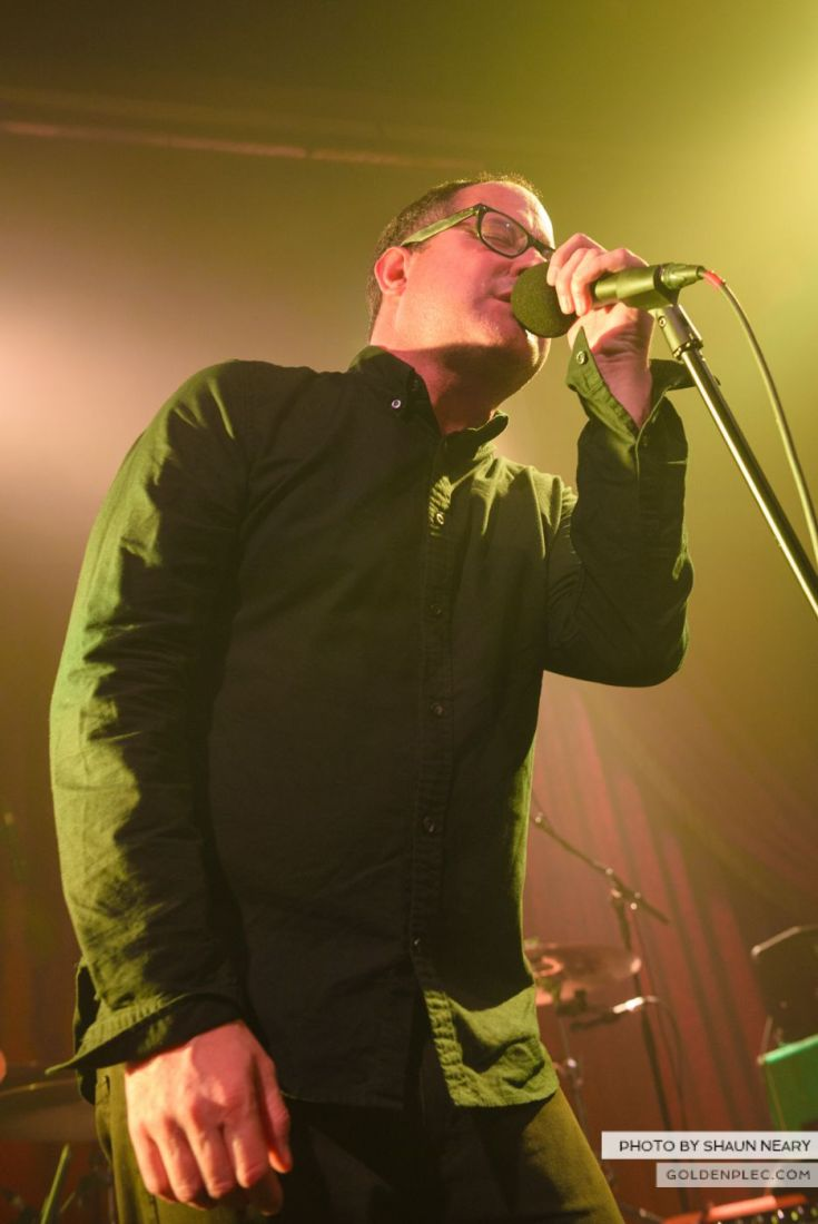 The Hold Steady at The Academy, Dublin on October 18th 2014 by Shaun Neary-15