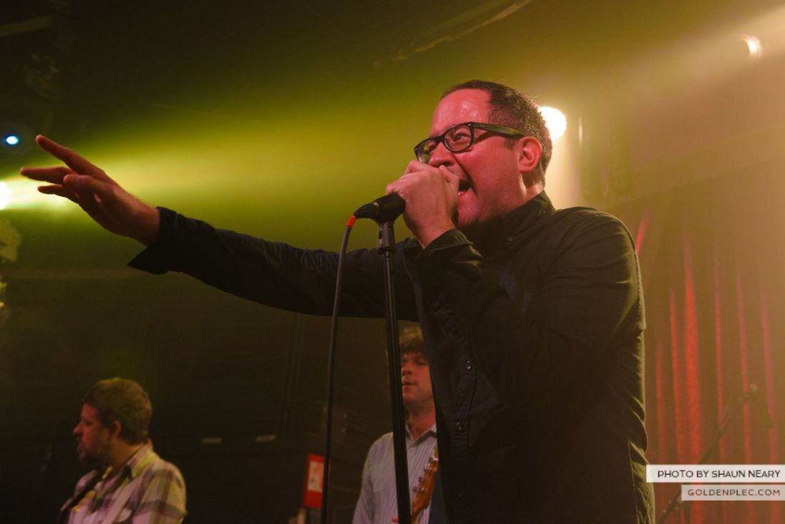 The Hold Steady at The Academy, Dublin on October 18th 2014 by Shaun Neary-18