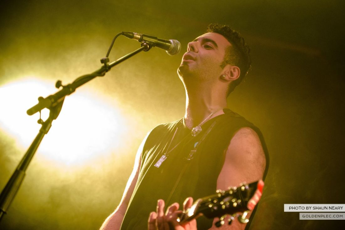 The So So Glos at The Academy, Dublin on October 18th 2014 by Shaun Neary-7