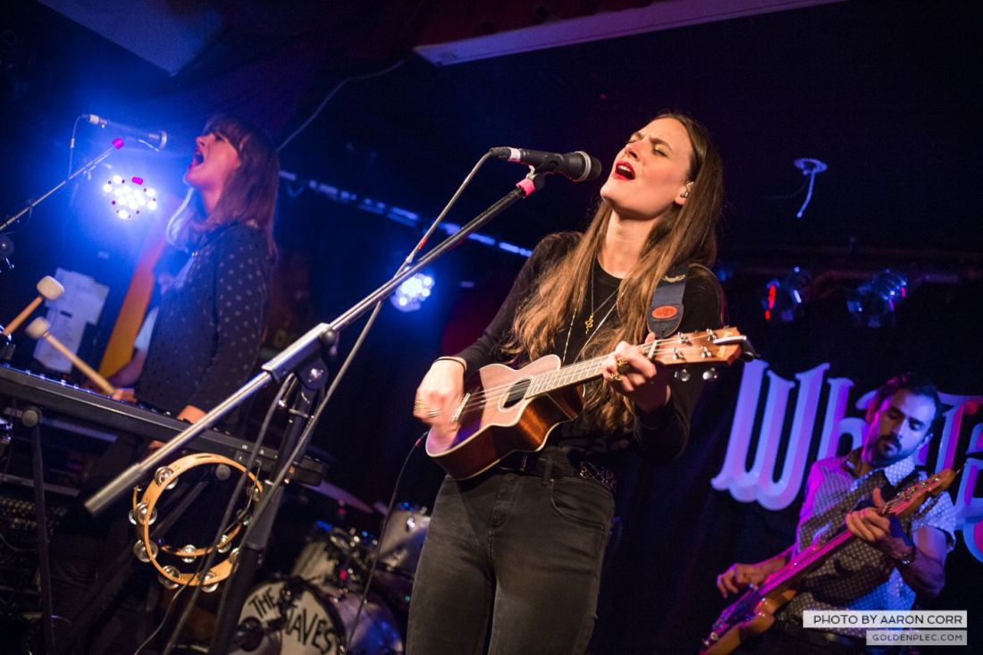 The Staves at Whelans by Aaron Corr-6718