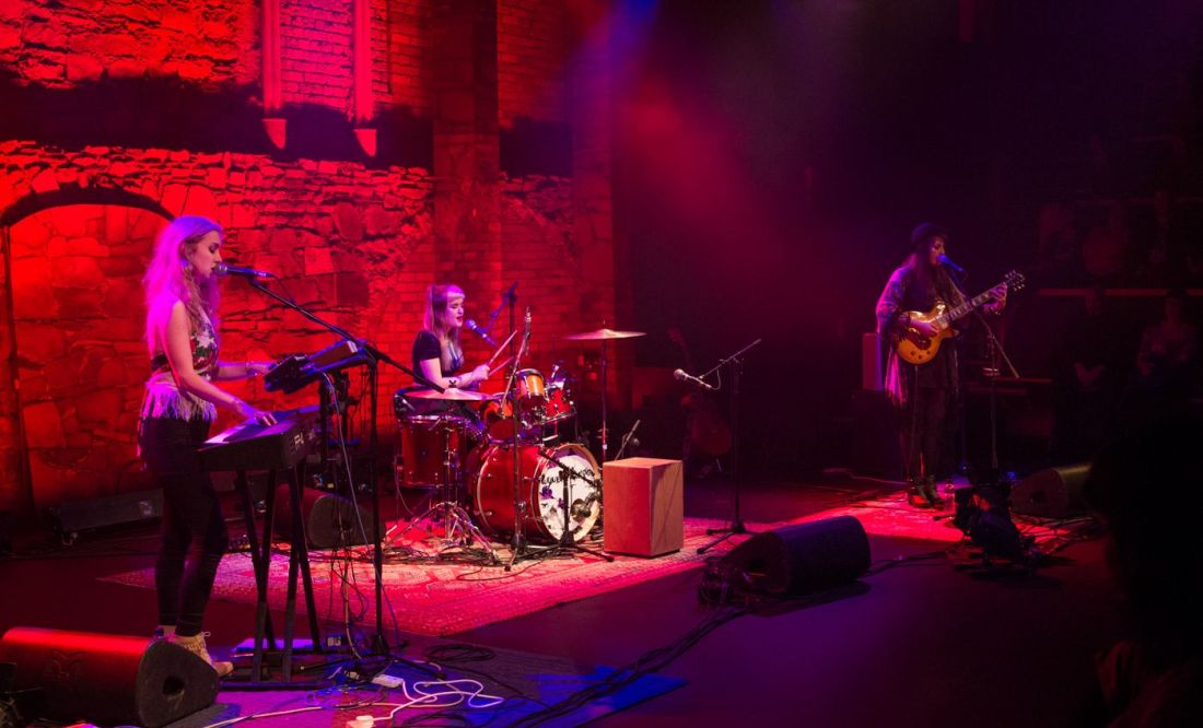 Wyvern Lingo at Smock Alley Theatre by Owen Humphreys (12 of 12)