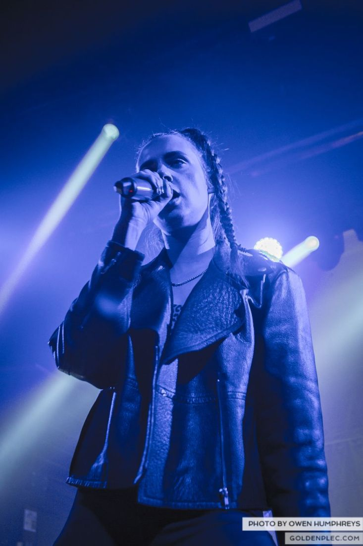 MØ at The Academy by Owen Humphreys (11 of 15)