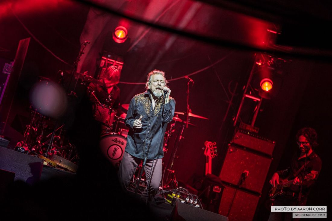 Robert Plant at Olympia by Aaron Corr-8669