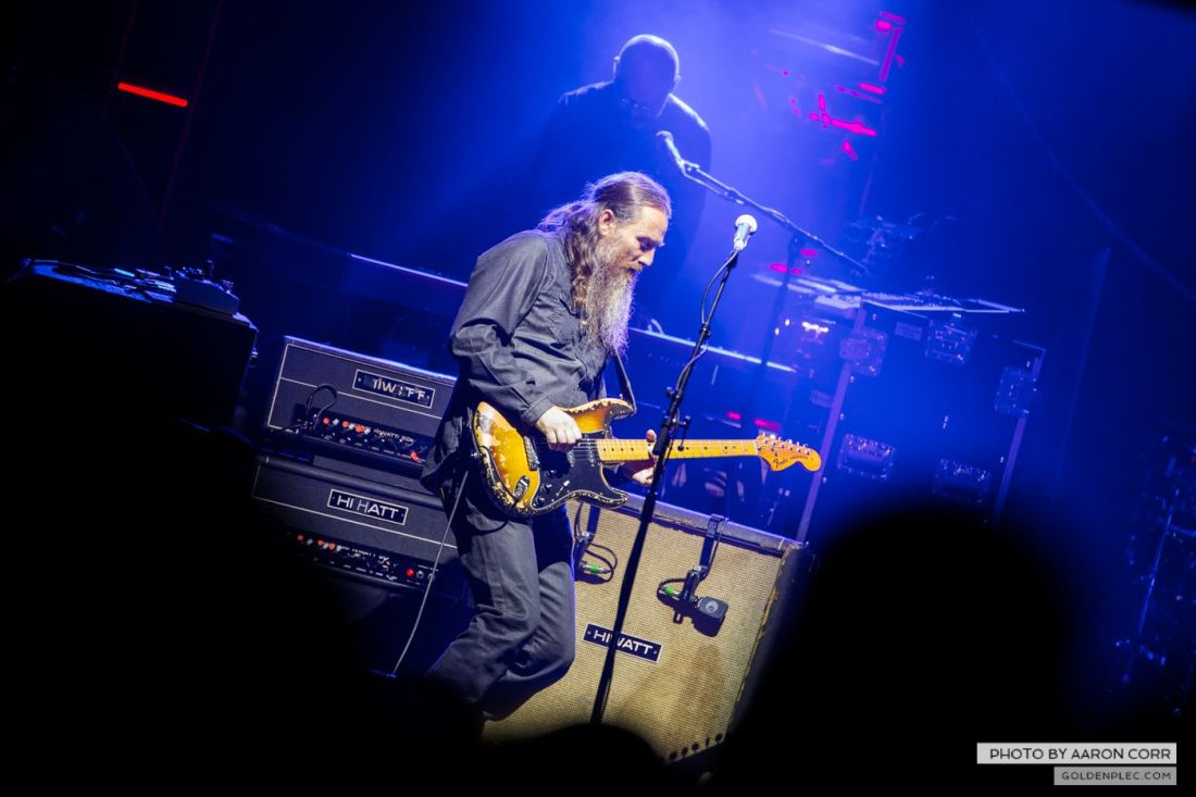 Robert Plant at Olympia by Aaron Corr-8779