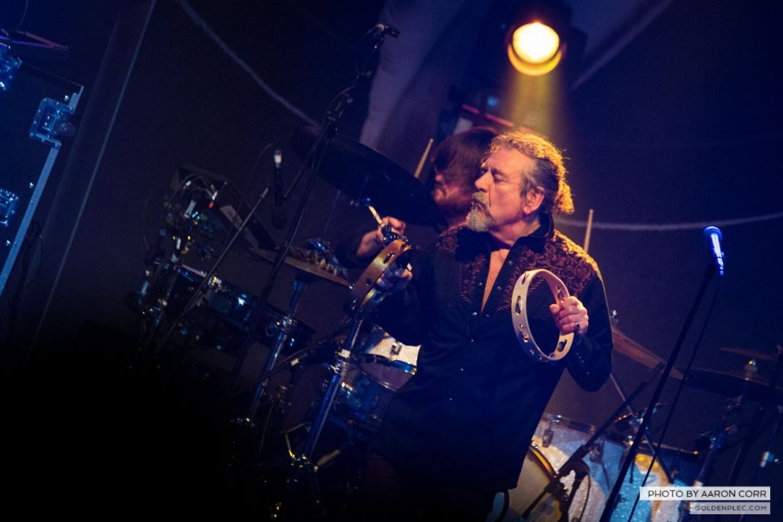 Robert Plant at Olympia by Aaron Corr-8790