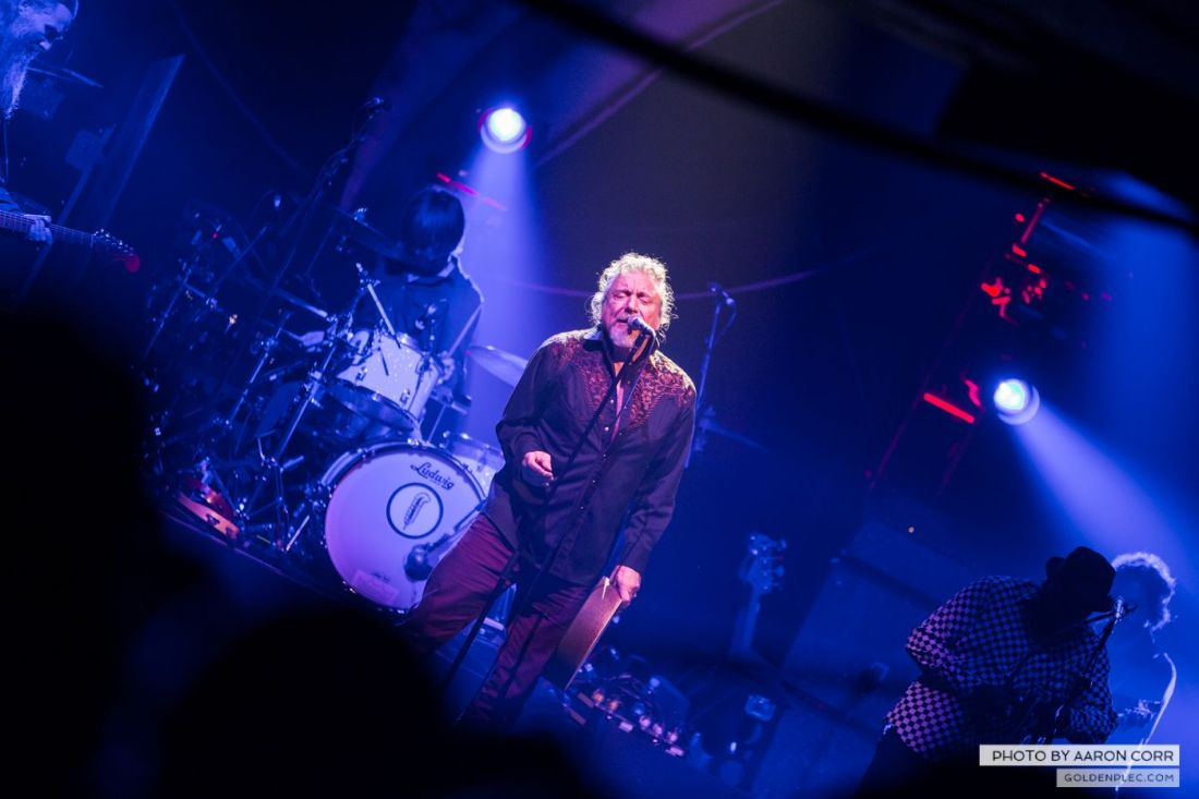 Robert Plant at Olympia by Aaron Corr-8840