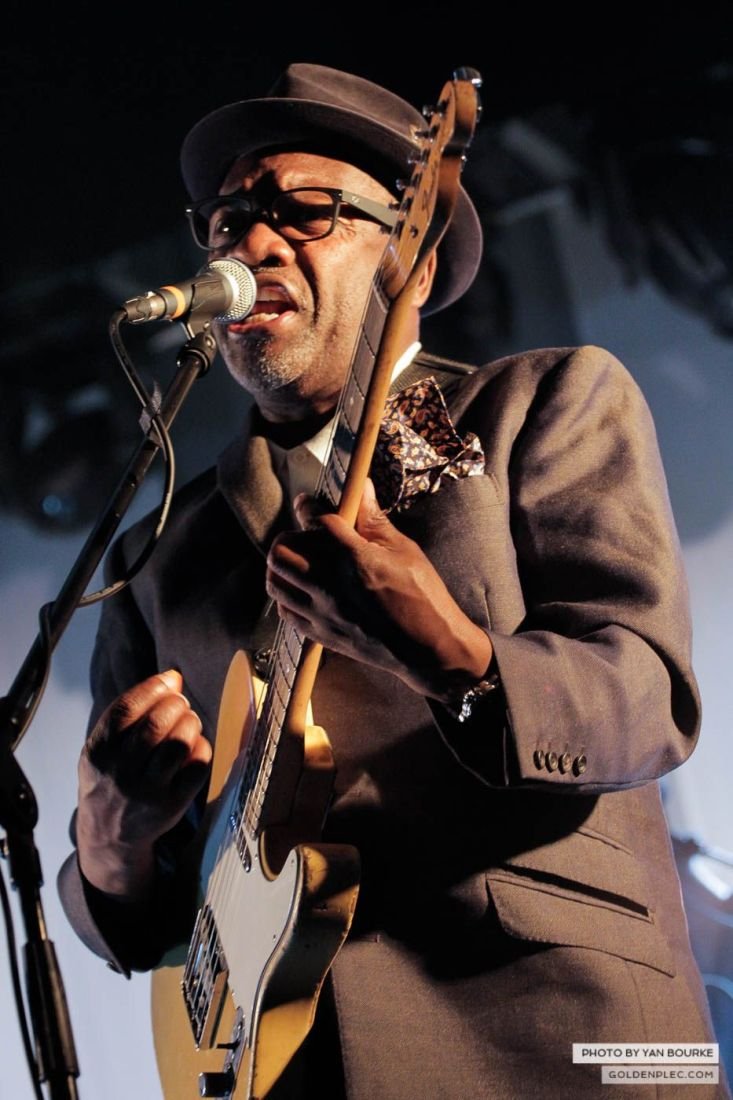 The Specials in the Olympia on 3 November 2014