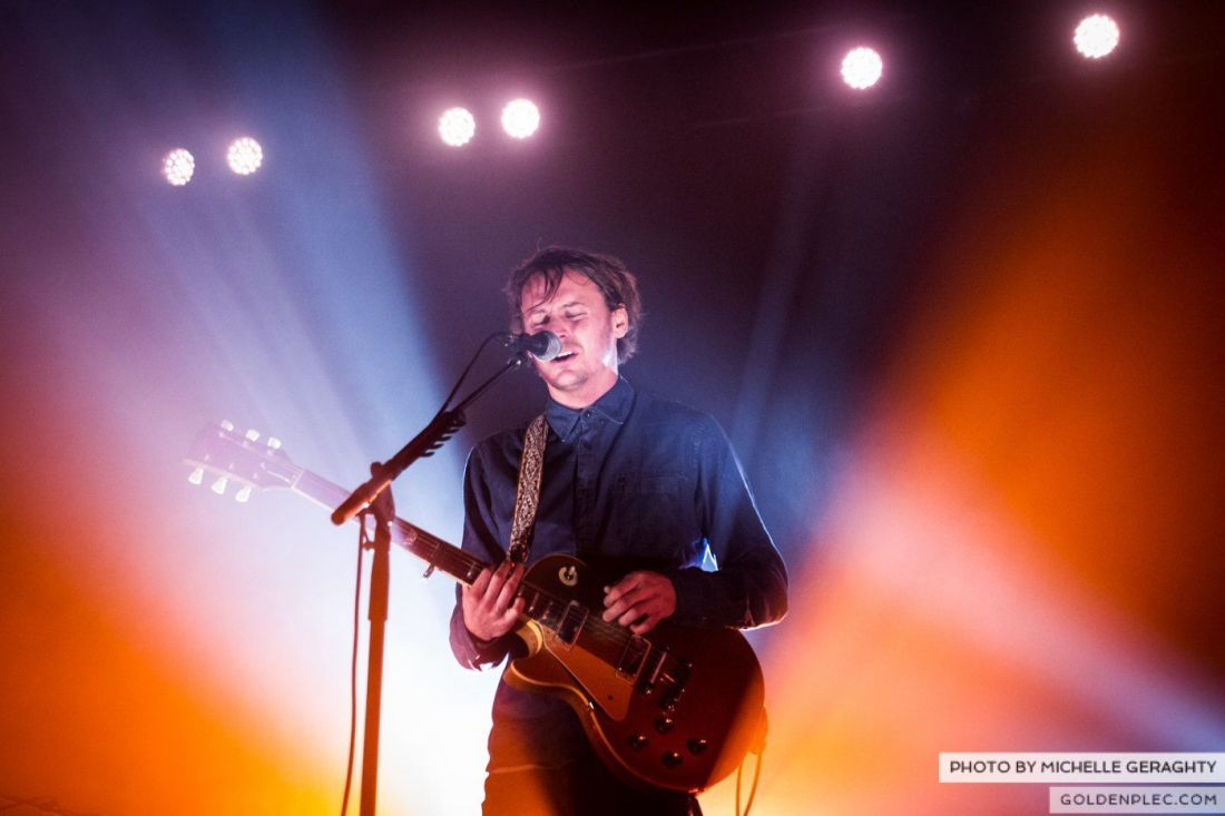 Ben Howard at The Olympia by Michelle Geraghty_2014_5037