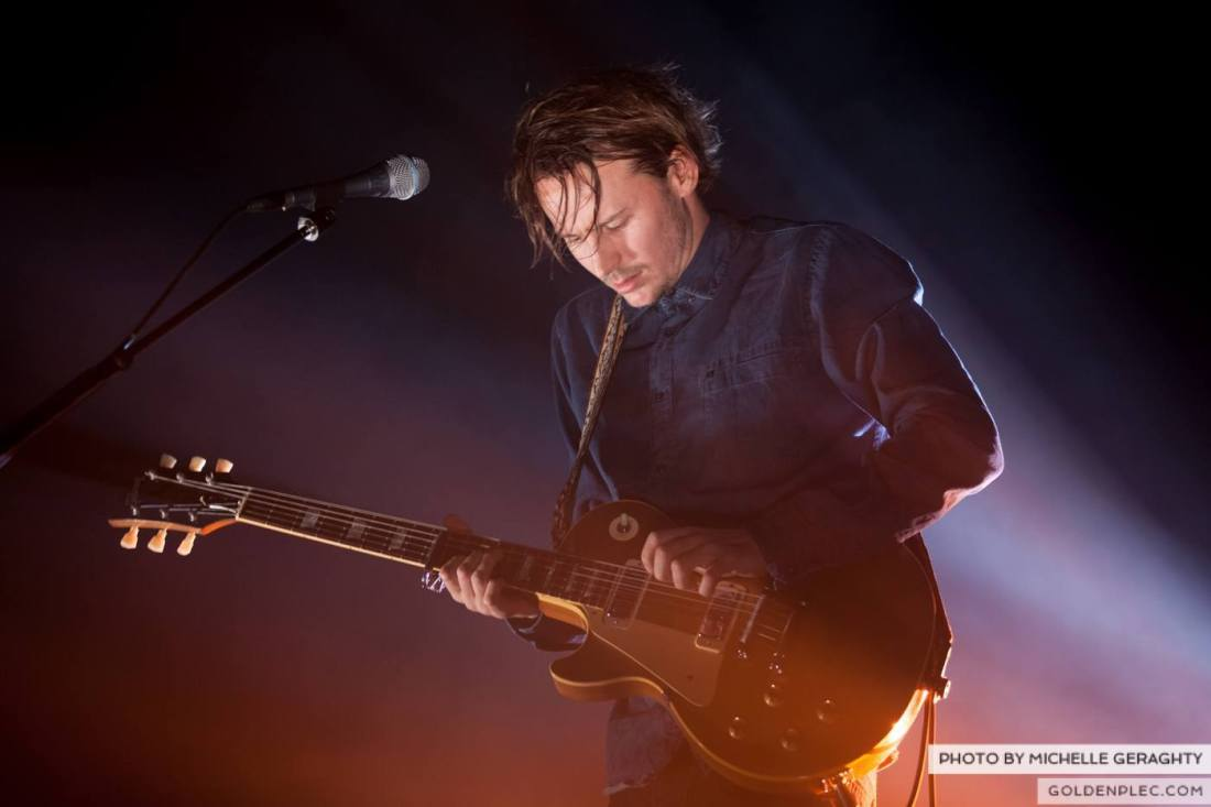 Ben Howard at The Olympia by Michelle Geraghty_2014_6113