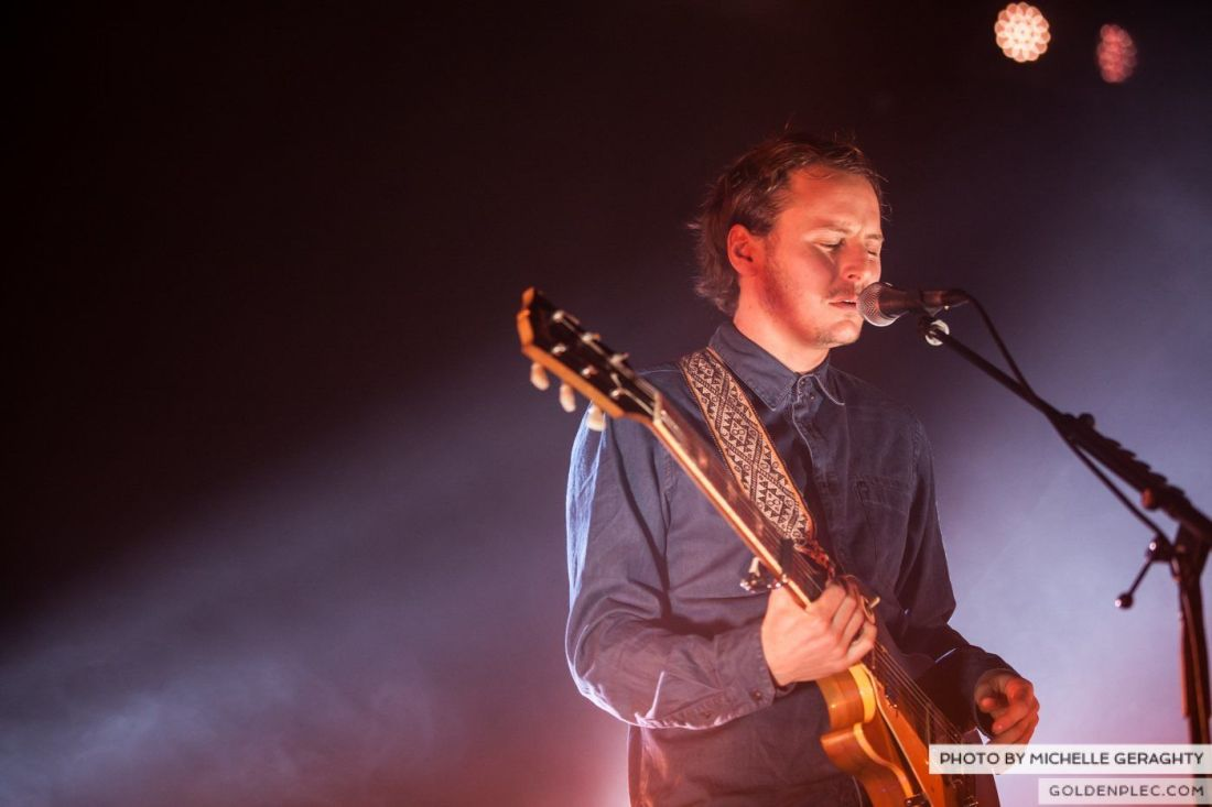 Ben Howard at The Olympia by Michelle Geraghty_2014_6139