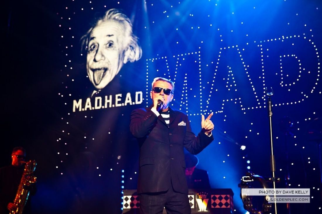 Madness at The 3 Arena, Dublin, 16 December 2014 (66 of 68)