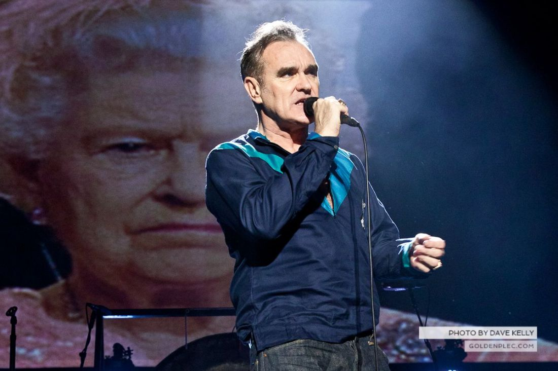 Morrissey at The 3 Arena, Dublin, 1 December 2014 (15 of 52)