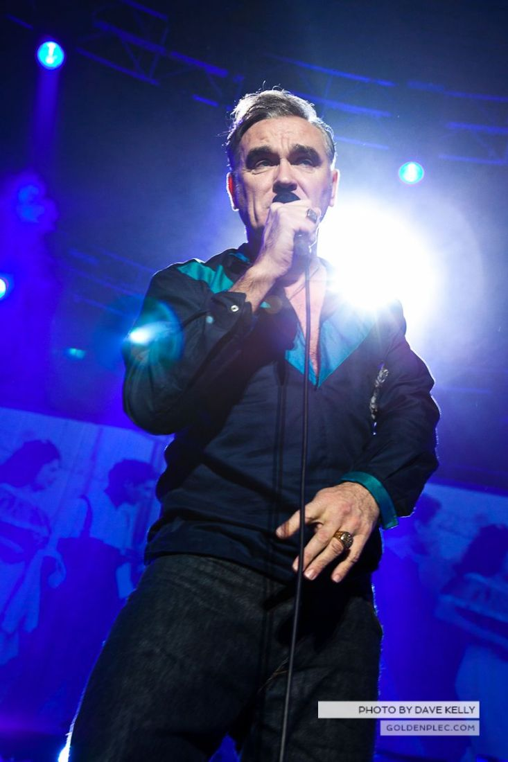 Morrissey at The 3 Arena, Dublin, 1 December 2014 (23 of 52)