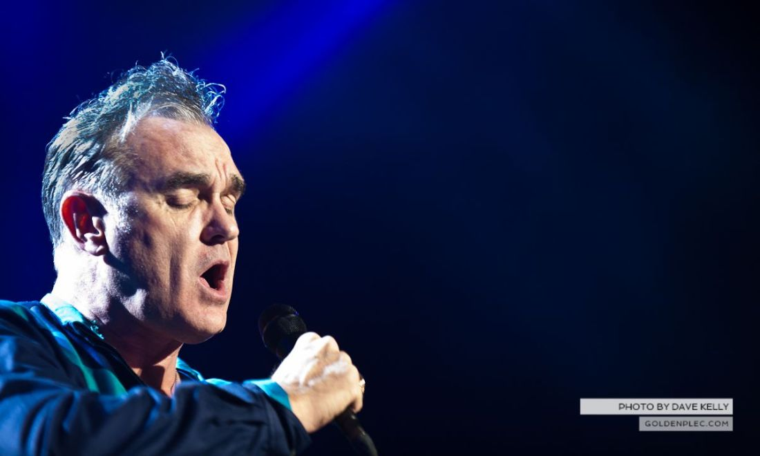 Morrissey at The 3 Arena, Dublin, 1 December 2014 (51 of 52)