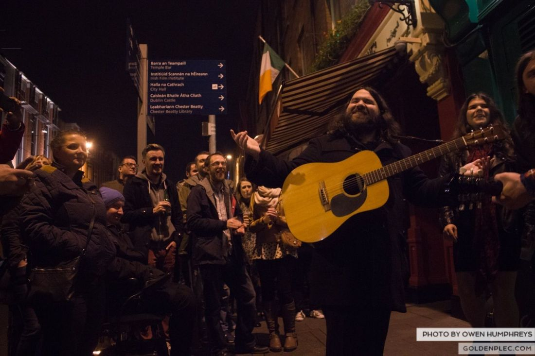 The Magic Numbers at The Academy by Owen Humphreys (17 of 21)
