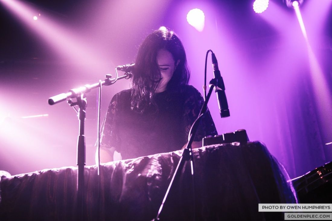 The Magic Numbers at The Academy by Owen Humphreys (6 of 21)