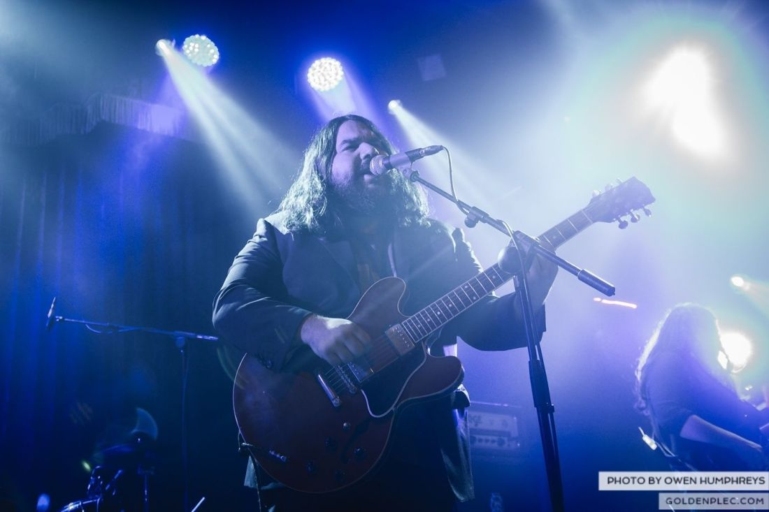 The Magic Numbers at The Academy by Owen Humphreys (7 of 21)