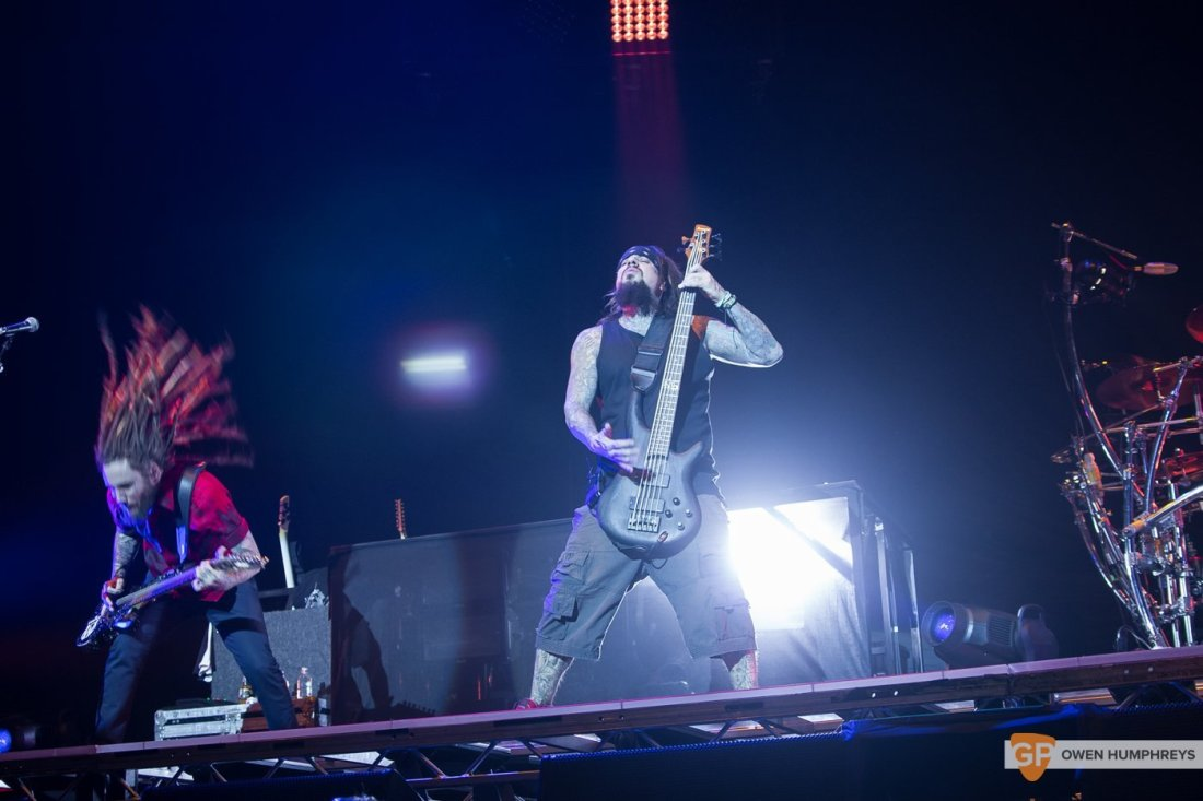Korn at The 3Arena by Owen Humphreys (10 of 14)