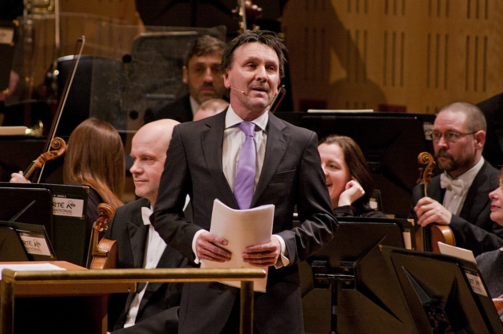 RTE NSO at the National Concert Hall Dublin – by Abraham Tarrush