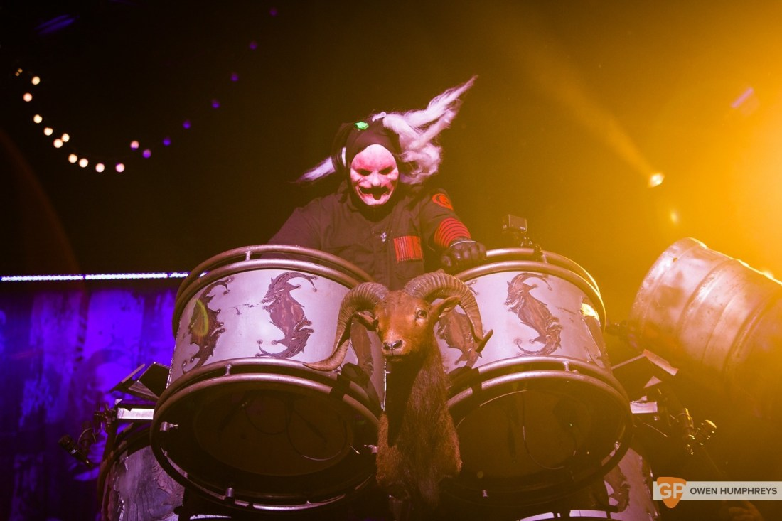 Slipknot at The 3Arena by Owen Humphreys (17 of 19)