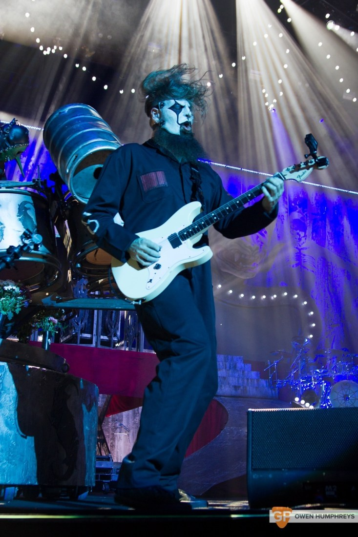 Slipknot at The 3Arena by Owen Humphreys (4 of 19)
