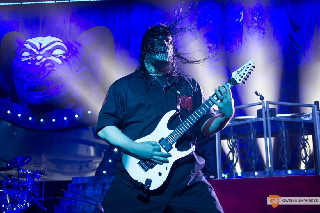 Slipknot at The 3Arena by Owen Humphreys (5 of 19)