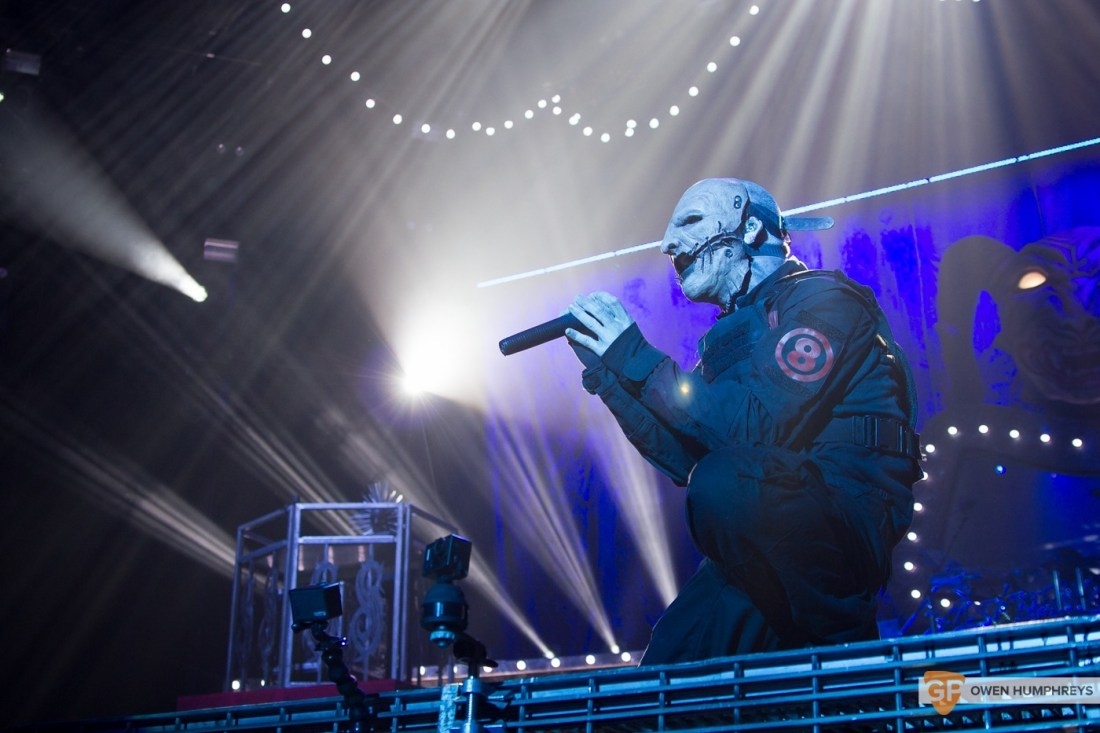 Slipknot at The 3Arena by Owen Humphreys (6 of 19)