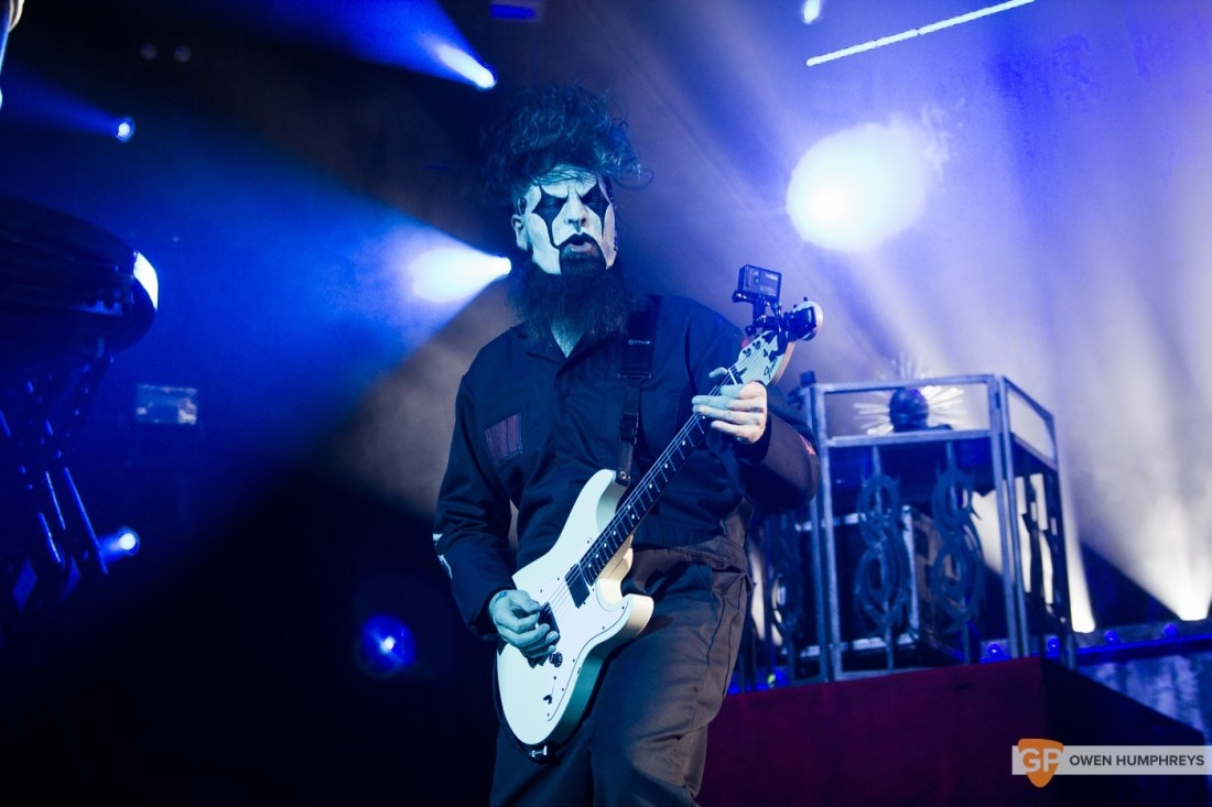 Slipknot at The 3Arena by Owen Humphreys (7 of 19)