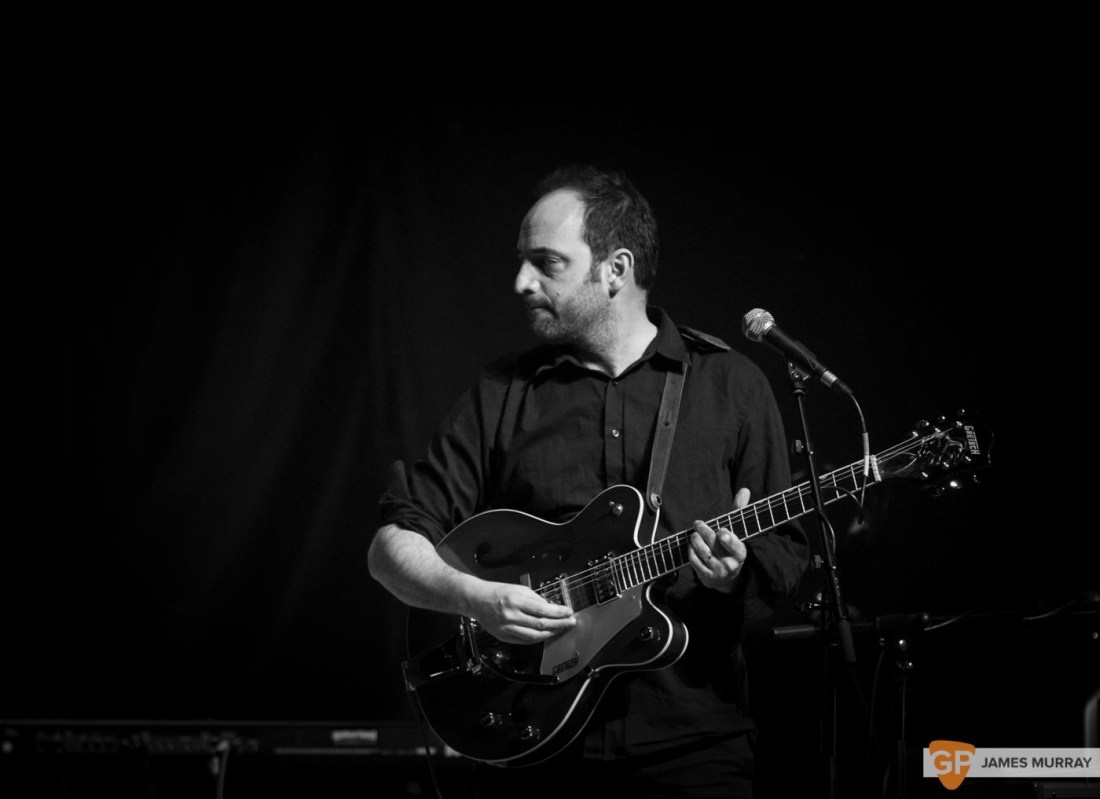 Adrain Crowley at NCH by James Murray