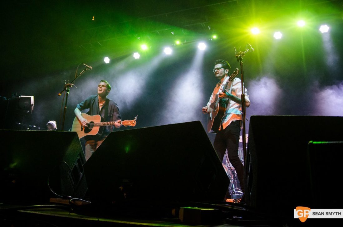 Hudson Taylor at The Olympia Theatre (26-2-15) by Sean Smyth (12 of 26)