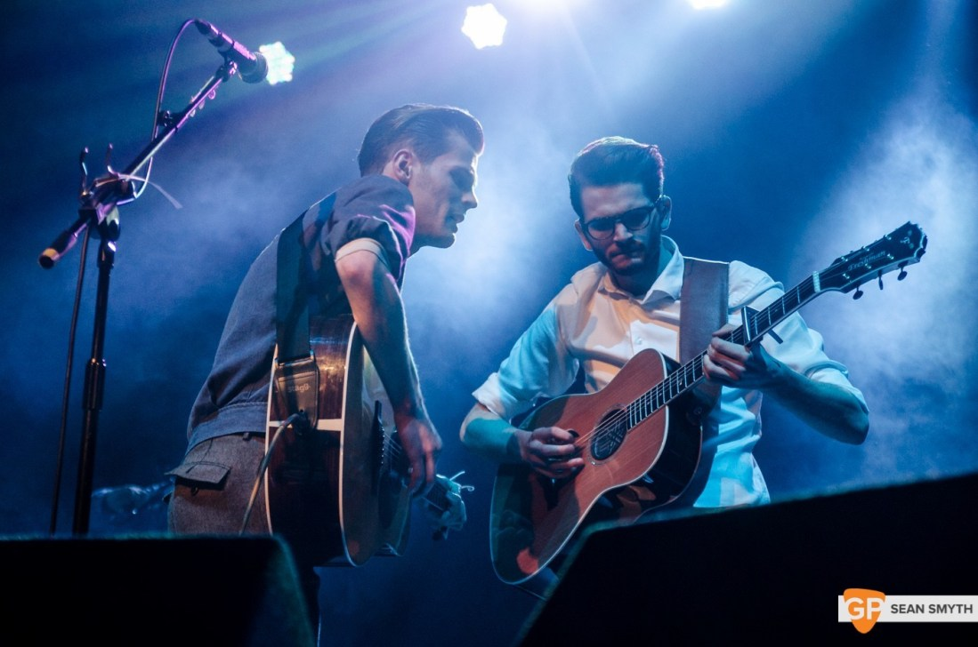 Hudson Taylor at The Olympia Theatre (26-2-15) by Sean Smyth (13 of 26)
