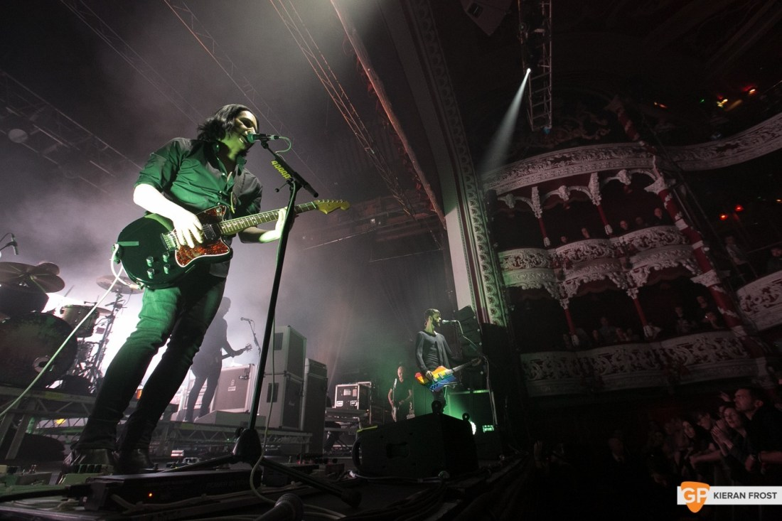 Placebo at The Olympia by Kieran Frost