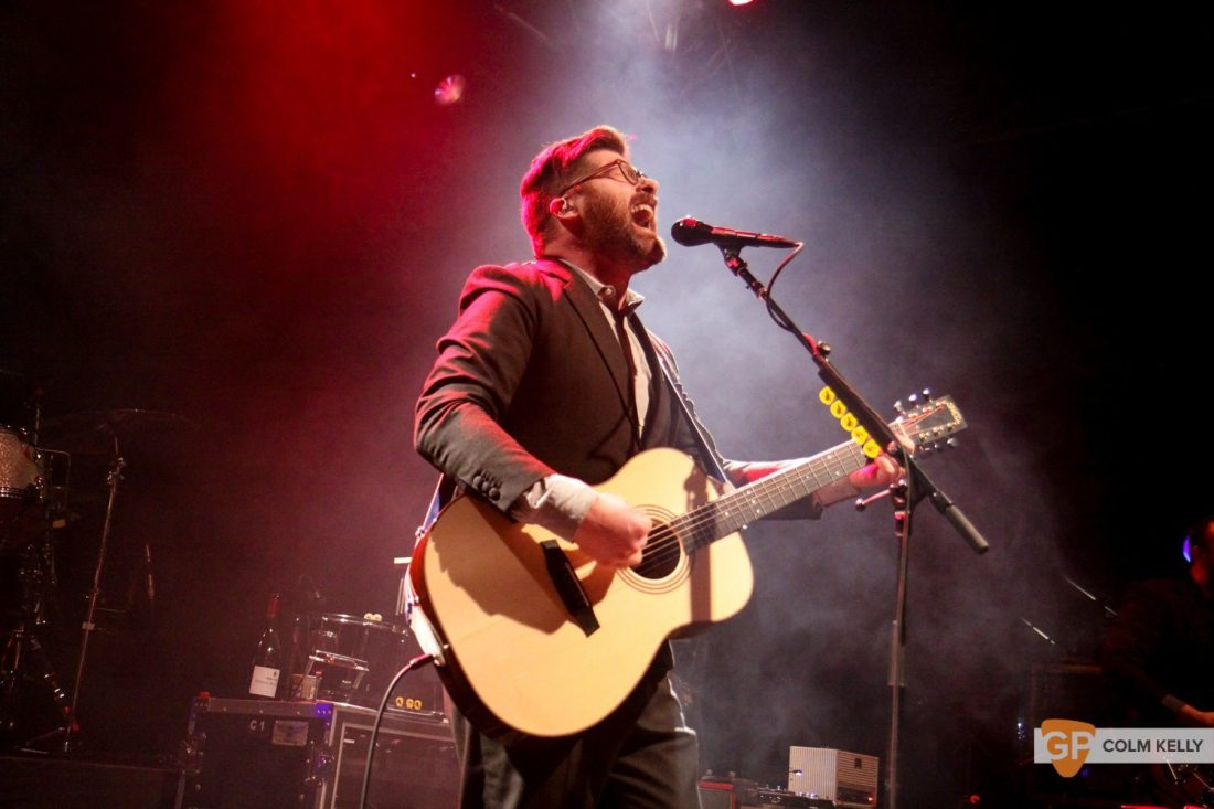 The Decemberists at Vicar St. by Colm Kelly