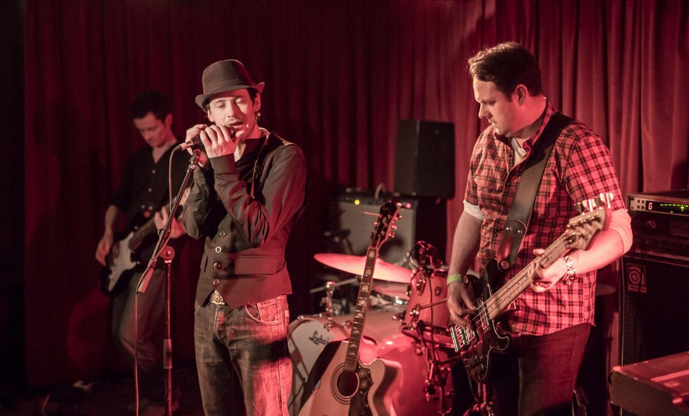 Midnight Union Band at Whelans by John Gilleese