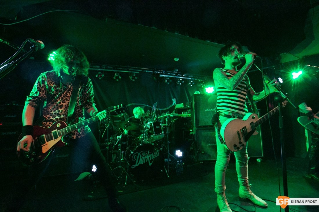 The Darkness at Whelan's by Kieran Frost