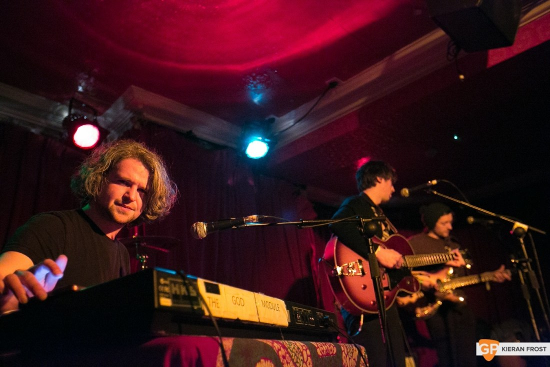 We the Oceanographers at Whelans by Kieran Frost