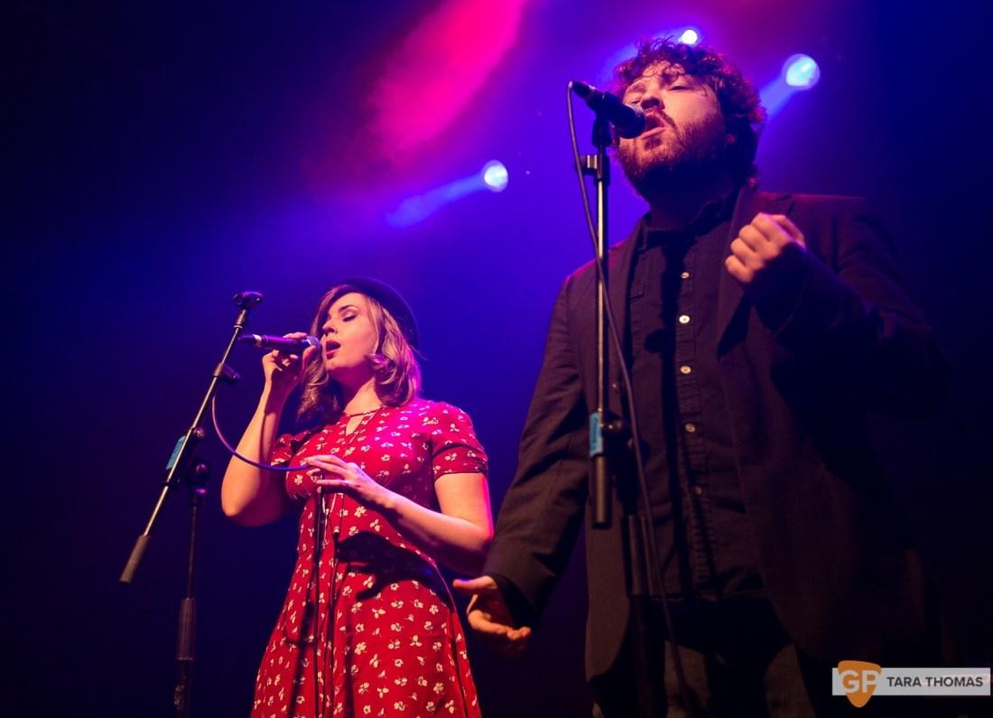 Zaska – support at Booka Brass Band – Vicar Street – Dublin