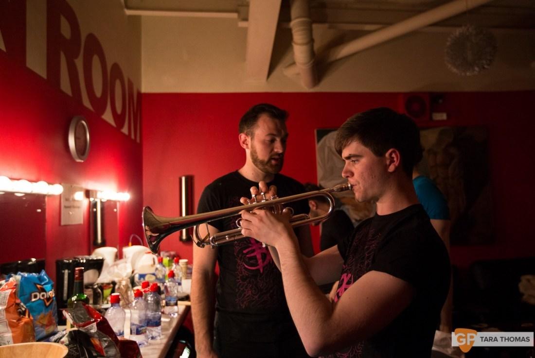 Booka Brass Band – Vicar Street – Dublin – Tara Thomas
